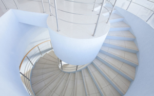 Do you need planning permission to replace your stairs? Follow our easy guide. Includes meeting building regulations approved document K. Ensure your new staircase design is safe. Get advice from a staircase designer.