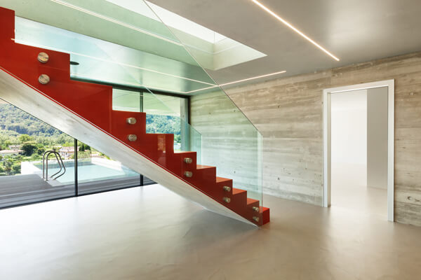 Bespoke staircase design guides - what are cantilevered staircases?