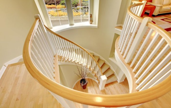 Staircase designer guides - timber vs metal staircases for your home